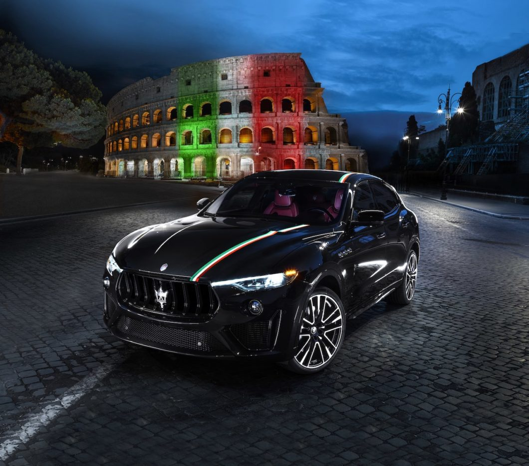 3 reasons to consider investing in a Maserati Levante