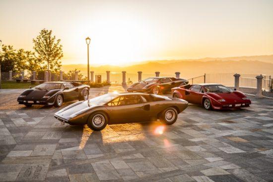 Gandini and the legacy of the Lamborghini Countach