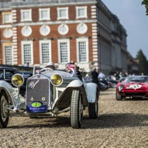 Concours of Elegance 2022 announces 10th anniversary show