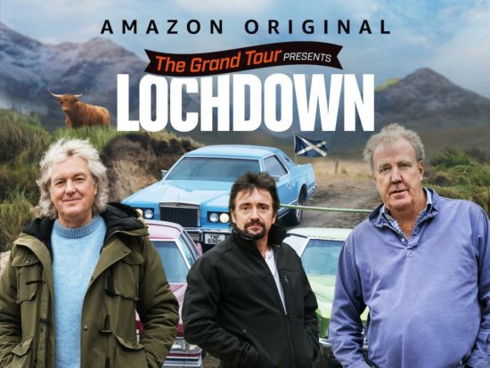 The Grand Tour Lochdown Special - Interview with Andy Wilman