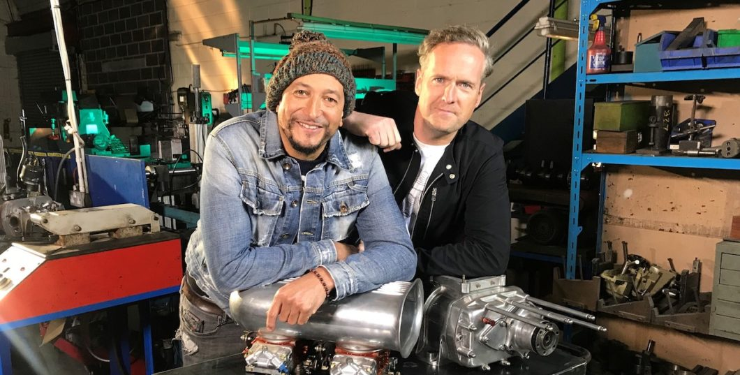 Car SOS Live with Fuzz and Tim set for The British Motor Show