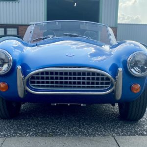 AC Cars fires up first AC Cobra Series 1 Electric