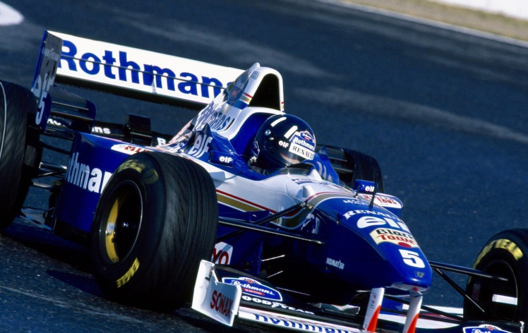 Damon Hill to drive title winning Williams FW18 at The Classic