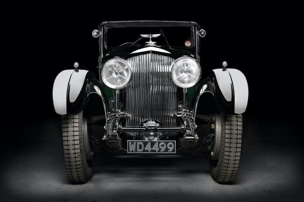 Pre-war Bentleys on display at Concours of Elegance 2021