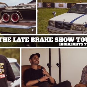 The Late Brake Show On Tour - Kent Highlights