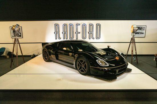 Radford's John Player Special Lotus Type 62-2 debuts at the Goodwood Revival