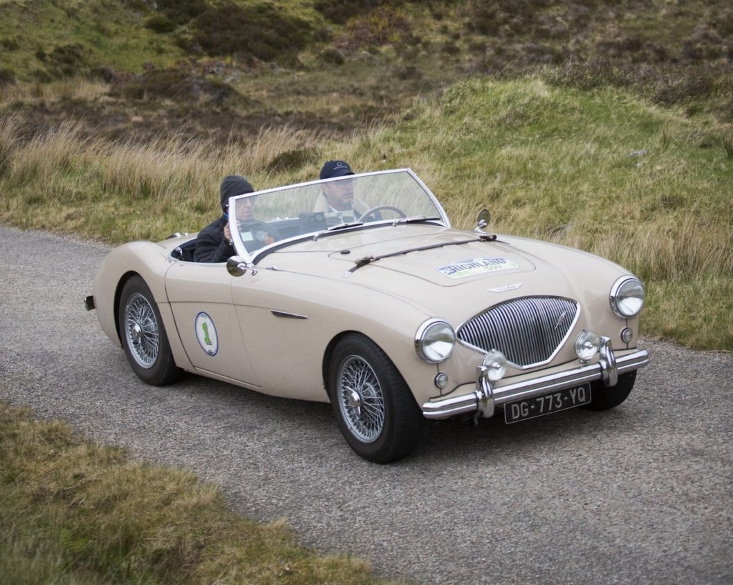Bespoke Rallies announces one-off Cotswold event