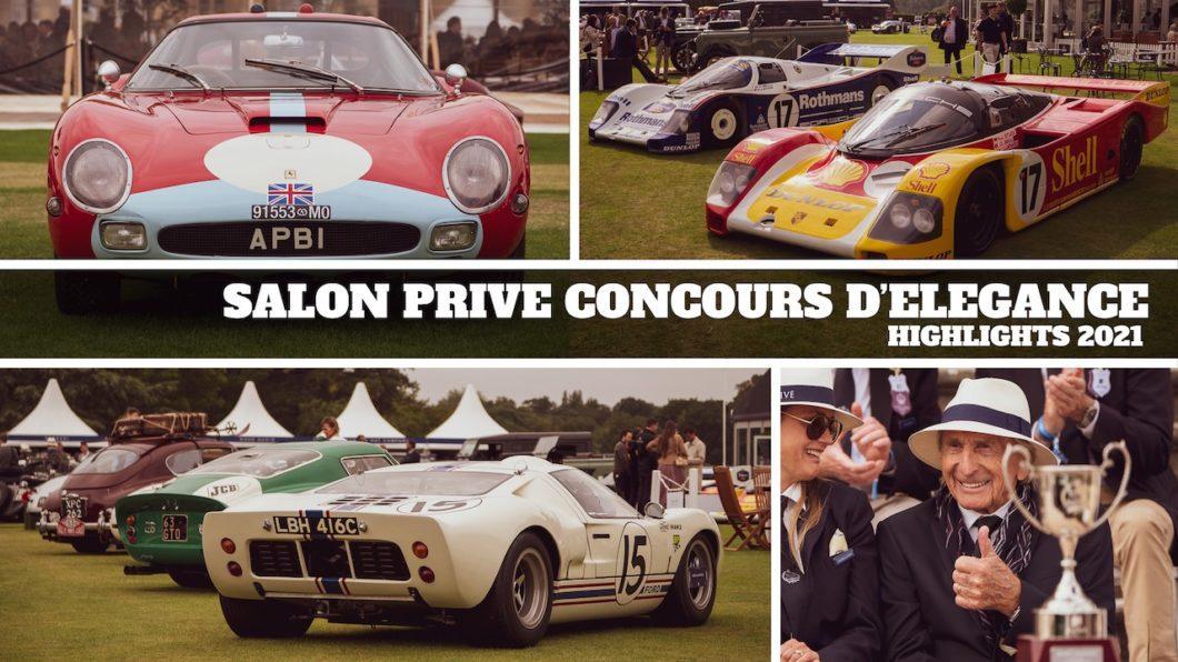 Salon Privé returns with five day celebration of automotive excellence