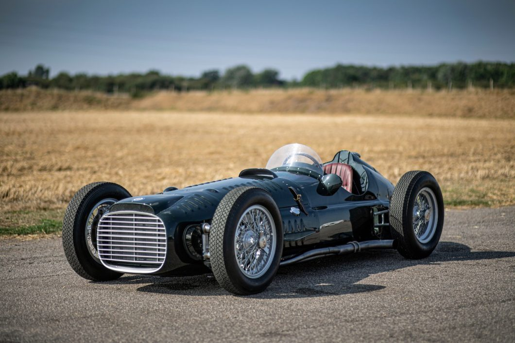 BRM P15 V16 to mark 70th Anniversary at Goodwood Revival