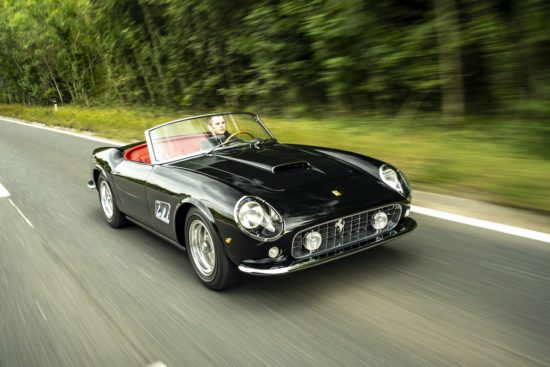 GTO Engineering's California Spyder Revival to debut at Goodwood Revival