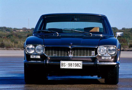 55th anniversary of the Maserati Mexico