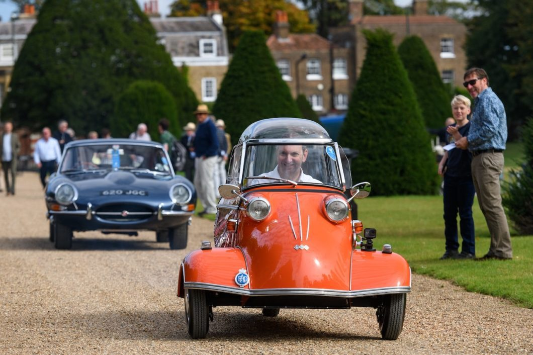 DVLA & Classic Car Groups join forces to solve registration problems
